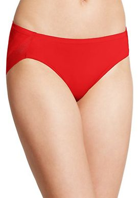 Hanes - Red cotton panties online india at snazzyway.com