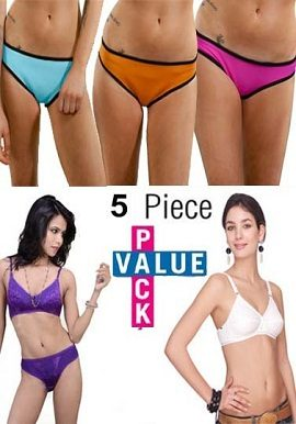 intimate,wear,value,pack,of,5,online,onlineindia