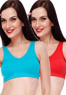 comfy,pack,of,2,sports,bra,online,onlineindia