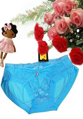 light blue,bridal,panty,online,online india