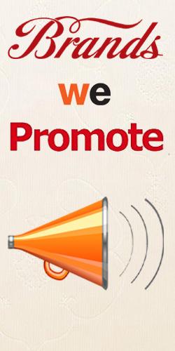 Brands we Promote