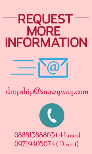 Snazzyway dropshipping services FAQ