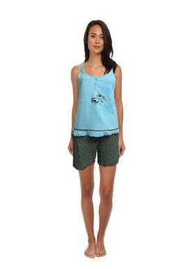 comfy,blue,top,with,green,polka,dot,short,online,online india