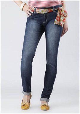 Med Blue Jeans online 
