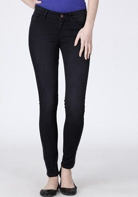 Skinny Fit Black Trouser |online|buy|