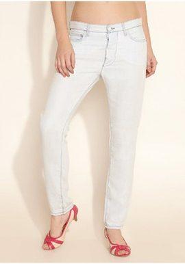 Skinny Fit White Jeans|buy|