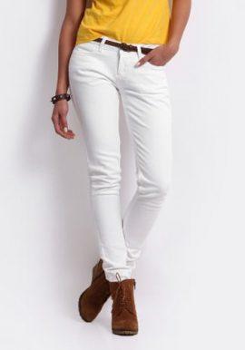 Benetton Skinny White Jeans|online|