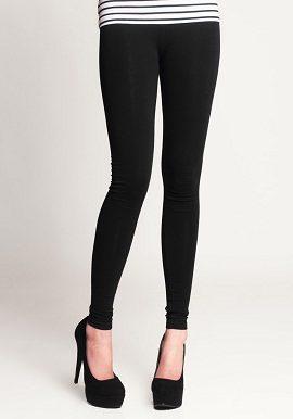 Black Coloured Legging