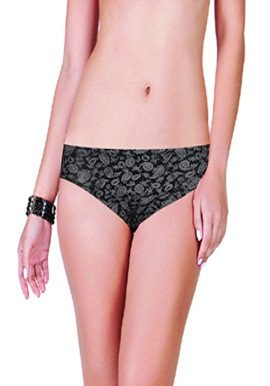 Black Grey Printed Comfy Brief |buy|online|India|