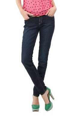 Black Skin Fit Denim Jeans|buy|