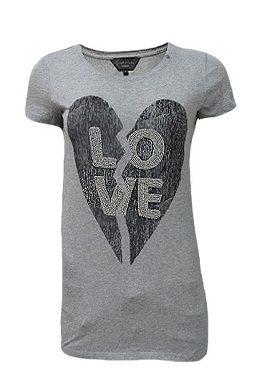 Gas Love Print Grey Tee|tee|online|