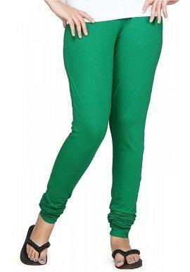 Green Coloured Legging|online|