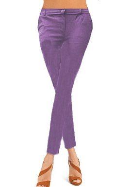 Light Purple Coloured Skinny Jeggings buy 