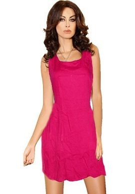 Plain Magenta Coloured Tunic|buy|
