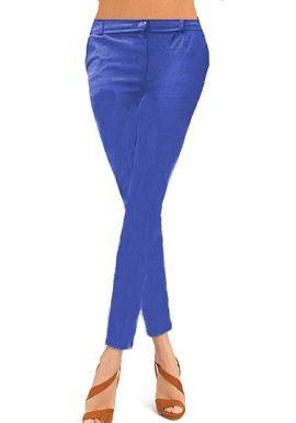 Royal Blue Coloured Skinny Jeggings buy 