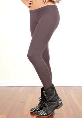 Soleil Brown Coloured Legging|buy|online|