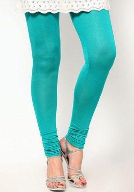 Turquoise Coloured Legging online buy 