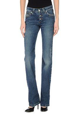 Blue Boot Cut Jeans|buy|