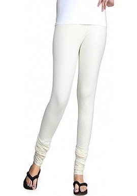 White Coloured Legging|online|