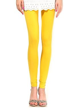 Yellow Coloured Legging|online|india|