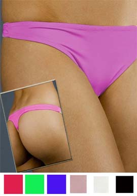 World's Best Silky women thong panties Value pack snazzyway.com