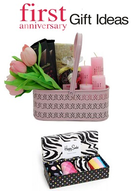 First Anniversary Romantic Gift Pack For Her