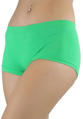 Women's Sexy Seamless Cotton Comfort Boyshorts Pk Of 2