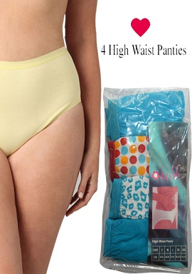 Hushh Women's Invisibly Smooth 4 Hipster