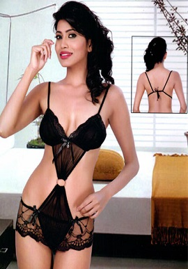 Snazzyway Very Sexy Sexy Body Sleepwear Lingerie Set - One Size