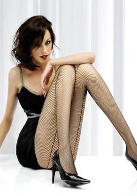 Stylish Sexy Black Fishnet Pantyhose Tights