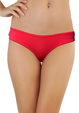 Women's Smiley Hi Cut Bikini Panty PK Of 2