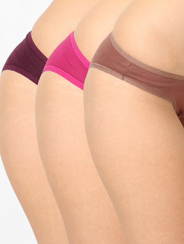 About U Everyday Wear Comfy Soft Cotton Brief Set Of 3