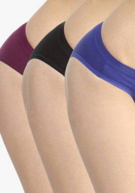 Crazy Farm Soft Cotton Comfy Set Of Two Panties