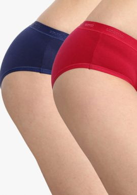 Crazy Farm Women's Set Of Two Daily Wear Panties