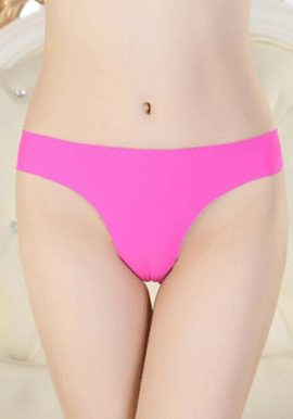 Women's Hot Seamless G-String Thong