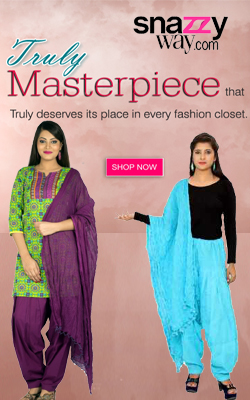 Shopping patiala salwar online snazzyway