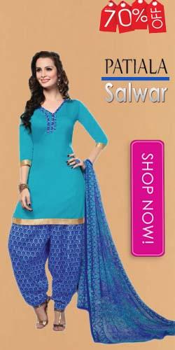 Patiala Salwar online shopping