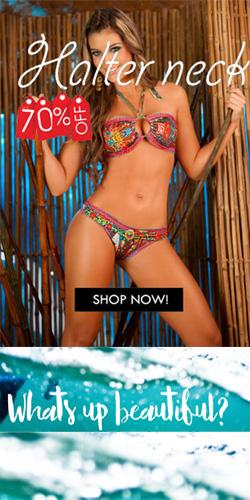 Buy swimwear online India - Halter tops