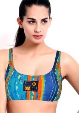Diana Colorful High Active Sports Bra