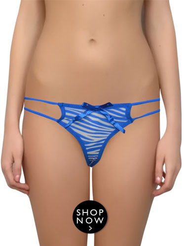 Most sexy Panties collection online - snazzyway