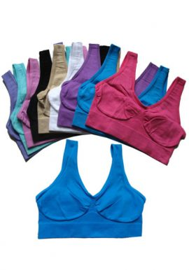 Wholesale Lot Of 10 World's Best Sports Bras