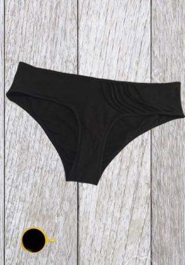 H&M Ladies Black Smooth Plus Size Boyshort