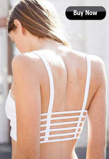 Stylish Cage Bra That You Don't Need To Hide