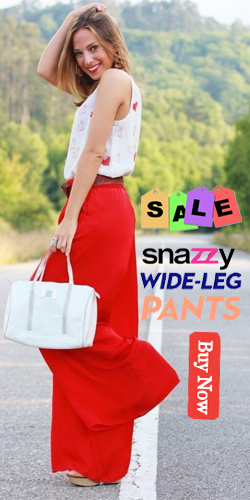 Buy Palazzo pants online India  Snazzyway.com