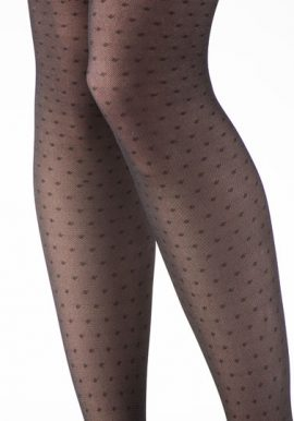 Kongque Sensual Sheer Thigh High Tights