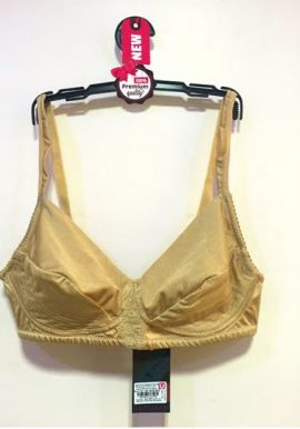 About U Golden Plus Size Comfy Wirefree Everyday Bra