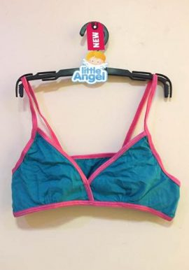 Freespirit Simply Adorable Girls Cami Bra Top