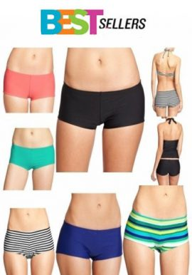 Best Seller- Snazzyway Pack Of 8 Light Control Boyshort Panties