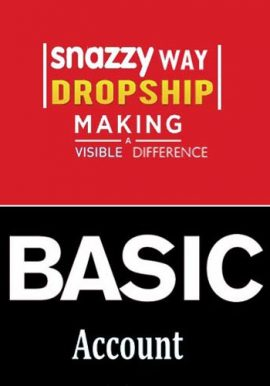 Basic Dropship Account