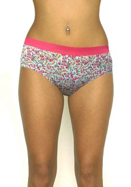 Shop Now- Beautiful Floral Printed Hipster Panty